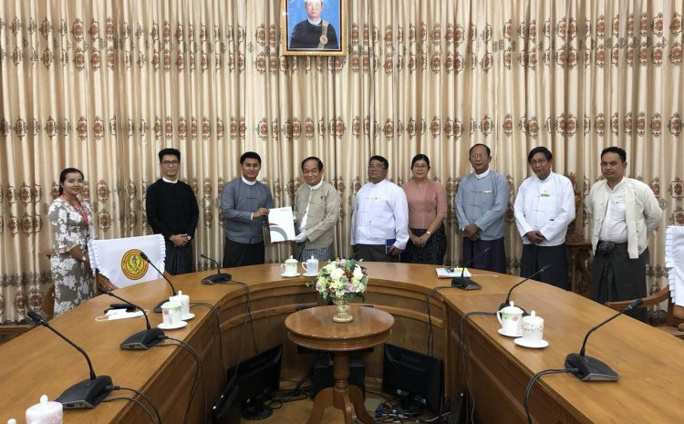 Ayeyarwady Foundation funded 500 Million MMK worth of Health Insurance Benefit for Caregivers in Myanmar