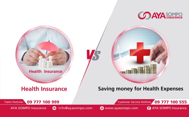 Health Insurance Coverage Vs Saving Money for Medical Expenses (without an insurance)